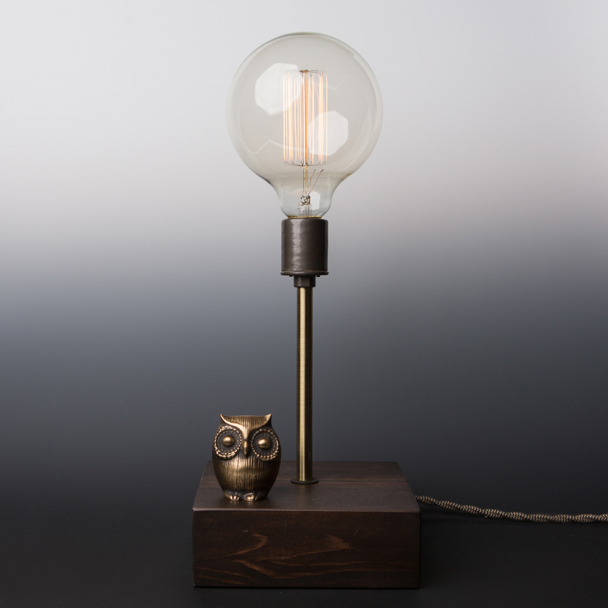 Vintage owl lamps - Mr Owl Touch Sensor Lamp
